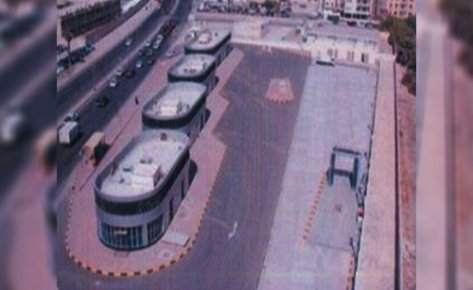 Construction of Bus End Station in Al- Salmiya