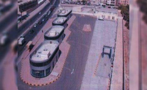 بناء محطة حافلات في السالمية